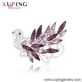 Xuping exquisito elegante broche de aves a granel hechas con cristales de Swarovski