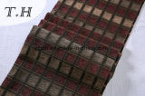 Il tessuto 2017 del jacquard del Chenille di griglia ha progettato dalla Cina