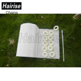 Hairise Har1100 Correia da Grade embutida com a cor branca