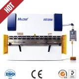 We67k-125t/3200 CNC de Hydraulische Rem Da52s, CNC de Hydraulische Buigende Machine van de Pers van het Blad