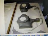 Pieza de maquinaria perdida parte del bastidor de la cera del bastidor