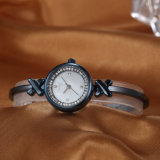 Luxuxuhr-Geschenk-Frauen-Form-Uhr (Wy-022E)