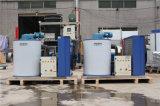 L'eau douce Flake Machine à glace pour la zone de pêche de flocon 2tonne Machine à glaçons
