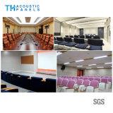 comitato acustico decorativo della fibra di poliestere di Retartant della fiamma di 9mm per la sala riunioni