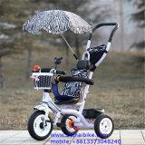 El triciclo barato de los niños del triciclo del bebé embroma la buena calidad de acero de Trike