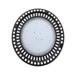 5years compartiment élevé d'éclairage LED d'UFO de la garantie 130lm/W IP65 100With150With200W