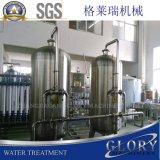 Impianto di per il trattamento dell'acqua in sotterraneo per bere