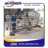 ISO 움직일 수 있는 LPG 미끄럼에 의하여 거치되는 가스 주유소 또는 플랜트