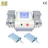 Aprisa adelgazar el laser Lipo de 528 diodos que adelgaza la máquina con la aprobación del Ce