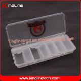 بلاستيكيّة [7-كسس] حبة صندوق ([كل-9110])