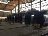 Autoclave creux chinois de machine de brique de bloc de Chaud-Vente