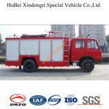 5tons Dongfeng 153 de Droge Vrachtwagen van de Brand van het Poeder Chemische