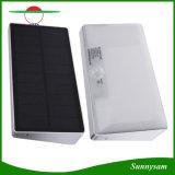 太陽機密保護の屋外の照明IP65は760lm 48 LEDsの動きセンサーの庭の壁ライトを防水する