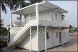 Duplexbehälter-Haus hergestellt in China