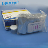 Tubo de ensayo de nitrato de alta precisión con tubo de plástico PE (LH3009)