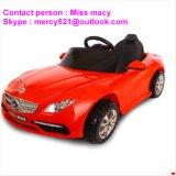 Le benz de pp/véhicule un de Mercedes-Benzes/de jouet conduite de bébé pose la qualité