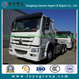 판매를 위한 HOWO Sinotruk 6X4 트랙터 헤드 트럭
