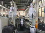 Solo de plástico de tres capas de agua fría caliente de la producción de la línea de extrusión de tubo PPR