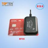 Портативный миниый отслежыватель GPS с свободно чернью APP отслеживая Mt05-Ez