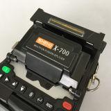 Colleuse tenue dans la main de fibre optique de fusion de bonne qualité de Shinho X-700 pour la fibre de épissure