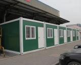 Asequible y bien aisladas de la casa de contenedores prefabricados