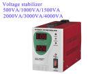 Le meilleur régulateur de tension de vente Stabbilizer du watt 5000va de l'approvisionnement Indoor500