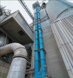 Correia de transporte vertical de mineração do Transportador do Elevador do suspensor da caçamba para betão de cimento de cascalho ou areia