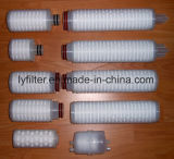 10インチ殺菌した空気ろ過のための0.22ミクロンPTFEのカートリッジフィルター