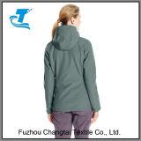 Куртка Softshell Breathable женщин горячего сбывания