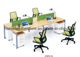 Modernes Büro Furniutre linearer Büro-Arbeitsplatz-Büro-Schreibtisch