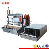Máquina de envoltura de celofán de plástico para wholesales