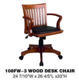 熱い販売の標準的な家具の純木の机椅子