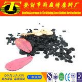 Los altos shelles del coco del yodo 1000-1200mg/G activaron el carbón para la extracción del oro