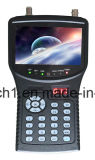 "DC12V sortie 4,3"" HD Satellite Finder"