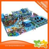 Ozean-Thema-Entwurfs-Kind-Unterhaltungs-weicher Innenspielplatz für Verkauf