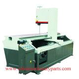 Kanzo Ningbo Coluna Dupla Horizontal CNC Automático hidráulico da máquina de serra de fita, Faixa Vertical Serrações