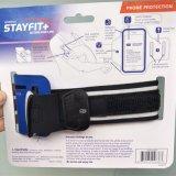 Lycraの屋外スポーツの指紋の識別が付いている防水電話カバー腕章