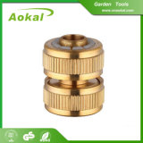 銅の管の真鍮のホースフィッティングのコネクターの真鍮の圧縮の付属品