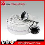 Mangueira da luta contra o incêndio do PVC da lona das vendas diretas da fábrica