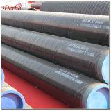 tubo d'acciaio del rivestimento esterno 3lpe per la conduttura del gas e del petrolio