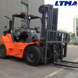 Ltma GMエンジンを搭載する新しいLPG/Gasのフォークリフト7tのフォークリフト