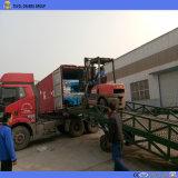 China proveedor almacén carretilla patio de la rampa móvil