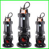 Sumergible eficiente durable de múltiples funciones eléctrico de la bomba de aguas residuales de Lyson