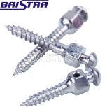 Länge 6 Durchmesser-1.4mm 8 10mm orthodontische Mikroimplantats-Schraube