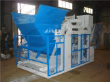 移動式ブロック機械Qmy12-15具体的な空のセメントのブロック機械価格