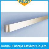 Fushijia Passanger Aufzug mit unbehaartem Edelstahl