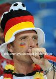 Partido de fútbol de terciopelo Hat Hat Hat