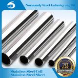201/304 pipe soudée d'acier inoxydable pour la décoration