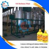 Venda quente na planta da refinação de petróleo vegetal de África