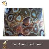 Прямоугольник Moisture-Proof художественных настенной панели для досуга